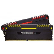 Memorie Corsair Vengeance RGB, 2x16GB, DDR4, 3333 MHz