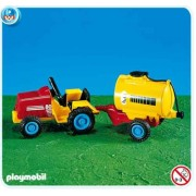 Playmobil 7754 Tractor Child's