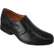 Action Black Fashion Line PN9965 Slip On Shoes For Men(Black)