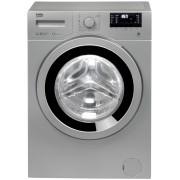 Masina de spalat rufe Beko WRE6532ZSBS, 6 kg, 1000 RPM, Clasa A+++, Display LED, Slim, Argintiu
