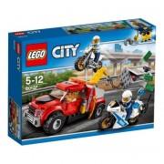Конст-р LEGO Город Побег на буксировщике