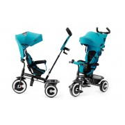 KinderKraft Tricycle Aston Kinderkraf : bleu turquoise