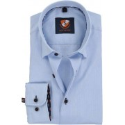 Suitable Overhemd Oxford Blauw SF