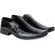 Clarks Ferro Step Slip On Shoes For Men(Black)
