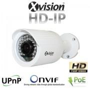 HD IP kamera s 30m nočným videním PoE