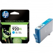CARTUS CYAN NR.920XL CD972AE 6ML ORIGINAL HP OFFICEJET 6500