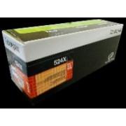 TONER LEXMARK 52D4X00 EXTRA ALTO RENDIMIENTO 45000 PAG AL 5 COMPATIBLE MS812DE/DN Y MS811DN