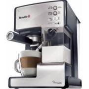 Espressor semi-automat Breville Prima Latte VCF045X 15 bar Silver