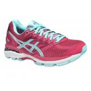 Asics GT-2000 4 - scarpe running donna - Pink/Turquoise