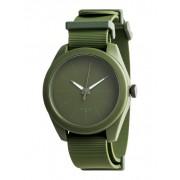 Quiksilver Furtiv Nato Silicone - Reloj Analógico para Hombre - Marron - Quiksilver