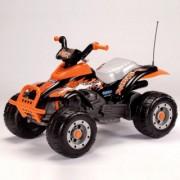 Peg Perego Corral T-Rex na 4 točka nero/arancio