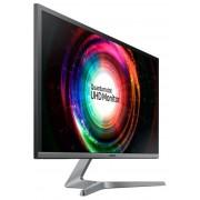 "Monitor PLS, SAMSUNG 28"", U28H750U, 1ms, 1000:1, HDMI/DP, UHD 4K (LU28H750UQUXEN)"