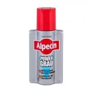 Alpecin PowerGrey šampon pro šedivé vlasy 200 ml pro muže