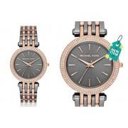 Michael Kors Ladies MK3584 Two-Tone Darci Watch