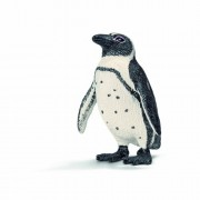 Schleich African Penguin Toy Figure