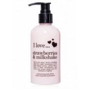 I Love Lotiune Corp Strawberries&Milkshake 250 ml
