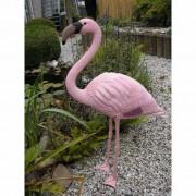 Ubbink Ornamento flamingo lagoa jardim plástico