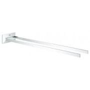 Suport prosop dublu Grohe Allure Brilliant-40496000