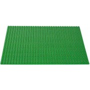Lego 10700 green building plate
