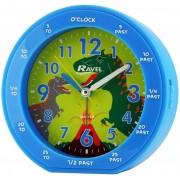Tyst väckarklocka för barn - klocka med Dinusaurie