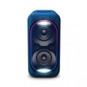 Караоке Тонколона Sony GTK-XB60, 1.0, Bluetooth, NFC, USB, AUX, синя