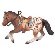 Bullyland Appaloosa Stallion Action Figure