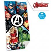 Bosszúállók Avengers fürdőlepedő - gyorsan száradó törölköző