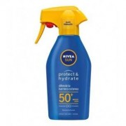 Nivea Protect & Hydrate - Spray Solare SPF 50+ 300 ml
