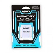 KMD 16MB Gamecube Compatable Memory Card for Nintendo Wii