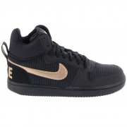 Nike Дамски Кецове Court Borought Mid Prem 844907 002