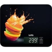 Cantar electronic de bucatarie Laica KS5015 15kg Diviziune 1g Negru