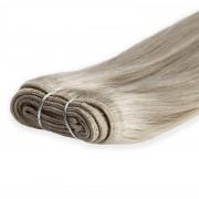 Rapunzel® Extensions Naturali Hair Weft Original Liscio 10.7 Light Grey 50 cm