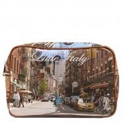 Y Not? Beauty Case Rettangolare Y NOT L-306 Little Italy