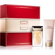 Cartier La Panthère Édition Soir eau de parfum 75 ml + crema corporal 100 ml