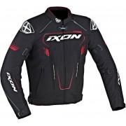 Ixon Zephyr HP Chaqueta Textíl Negro/Rojo XL