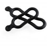 10pcs 5 par de anillos de goma para Q5 T6 Faro Faro antorcha en bicicleta