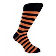 Stripe Orange Dark Blue: 35-38