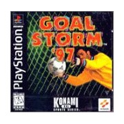 Goal Storm '97 - PlayStation