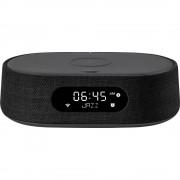 Harman Kardon Oasis mini zvučnik DAB+, Bluetooth, air-play AirPlay, google assistant izravno integriran, WLAN crna