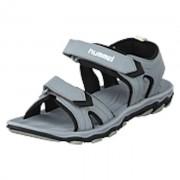 Hummel Sandal Sport Jr High Rise, Shoes, grå, EU 27