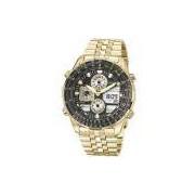 Rel.citizen Navihawk Gold Tone Pilot Watch Jn0122-80e - Masculino Tz10173u
