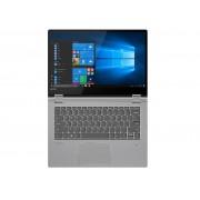 "Lenovo IdeaPad Yoga 530-14IKB Intel i3-7020U/14""FHD Touch/8GB/128G PCIE/FPR/BL KB/Win10/Mineral Grey"