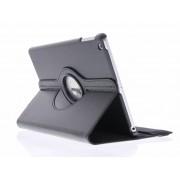 Zwarte 360° draaibare tablethoes voor de iPad Air