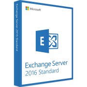 Microsoft Exchange Server 2016 Standard Dutch (Nederlandse taal)