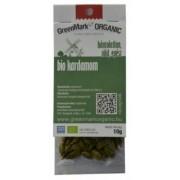 Greenmark bio fűszer kardamom zöld egész, 10 g
