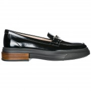 Tod's Mocassini donna in pelle double t
