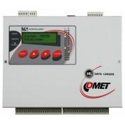 Data logger COMET SYSTEM MS6D, memorie 480000 de inregistrari, 16 intrari universale, iesire releu, alarma, Ethernet, USB, RS485/RS232