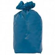 Sacs poubelle BLEU 110 litres - pack de 100 unit