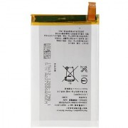 Li Ion Polymer Replacement Battery LIS156ERPC for Sony Xperia Z3 Mini D5803 Sony Xperia Z3 Compact D5833 M55W 2600 mAh 3.8v