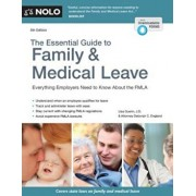 The Essential Guide to Family & Medical Leave, Paperback/Lisa Guerin